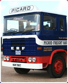 ERF Historic Vehicles Limited REVS